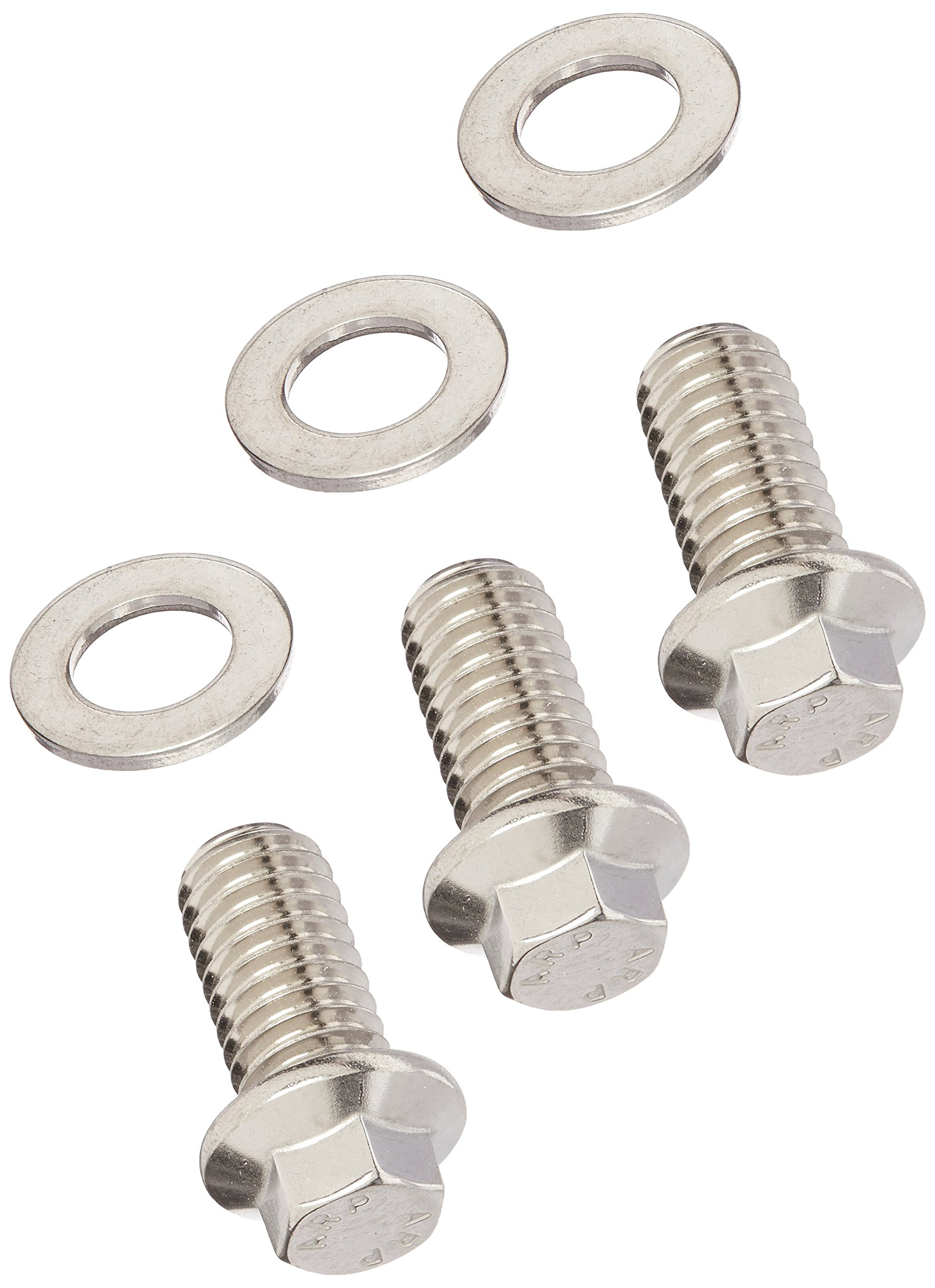 ARP 4303302 Stainless 300 Hex Alternator Bracket Bolt Kit
