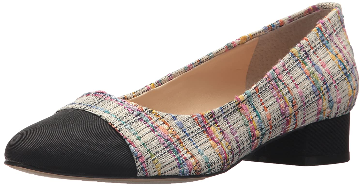 Ivanka Trump Women's Larrie Pump B079DK9LCQ 6.5 B(M) US|Green/Multi