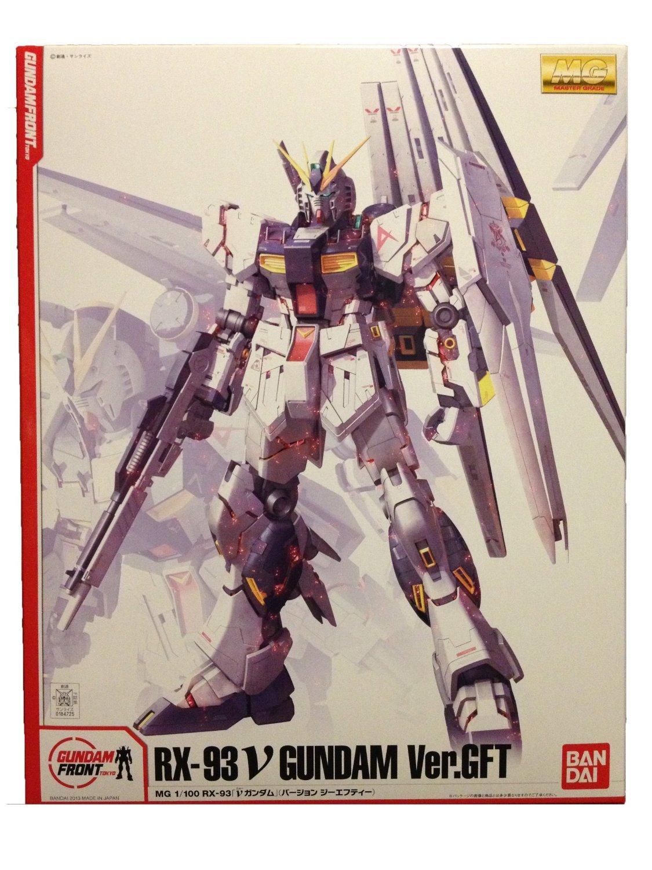 RX-93 Nu Gundam Ver.GFT (MG) [Gundam Front Tokyo Exclusive]