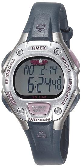 69945df5bf3e Timex Ironman 30 Lap T5K411 - Reloj de mujer de cuarzo
