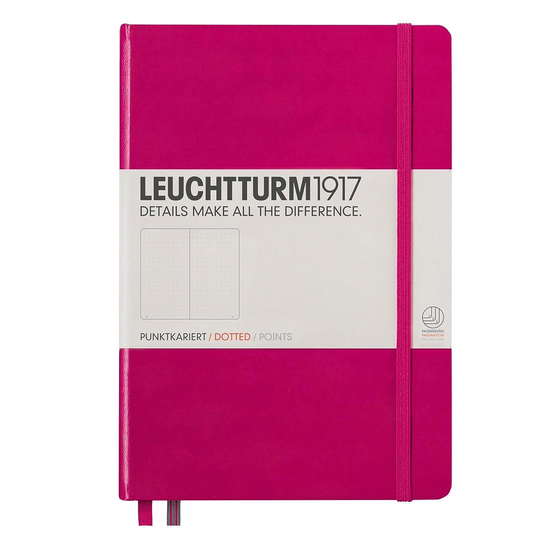 LEUCHTTURM1917 338725 Notizbuch Medium (A5), Hardcover, blanko, weiß weiß weiß B00FWRIAUS | Lebhaft und liebenswert  | Sale  | Kaufen Sie online  007694