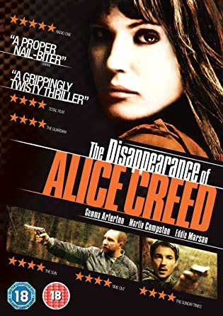 Dispariția lui Alice Creed