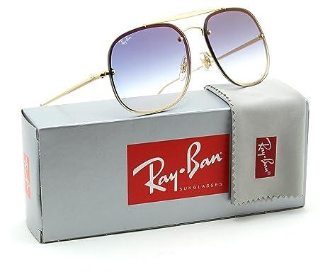 5cba374bb4 Amazon.com  Ray-Ban RB3583N Blaze Genaral Unisex Gradient Sunglasses ...