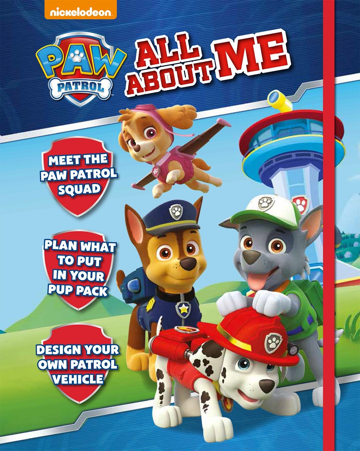 Download Nickelodeon PAW Patrol All About Me PDF
