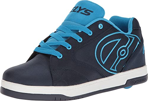 Heelys Men's Propel 2.0 Ballistic Navy/New Blue/Ballistic Athletic Shoe