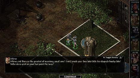 Baldur's Gate Enhanced Edition (PS4): Amazon co uk: PC & Video Games