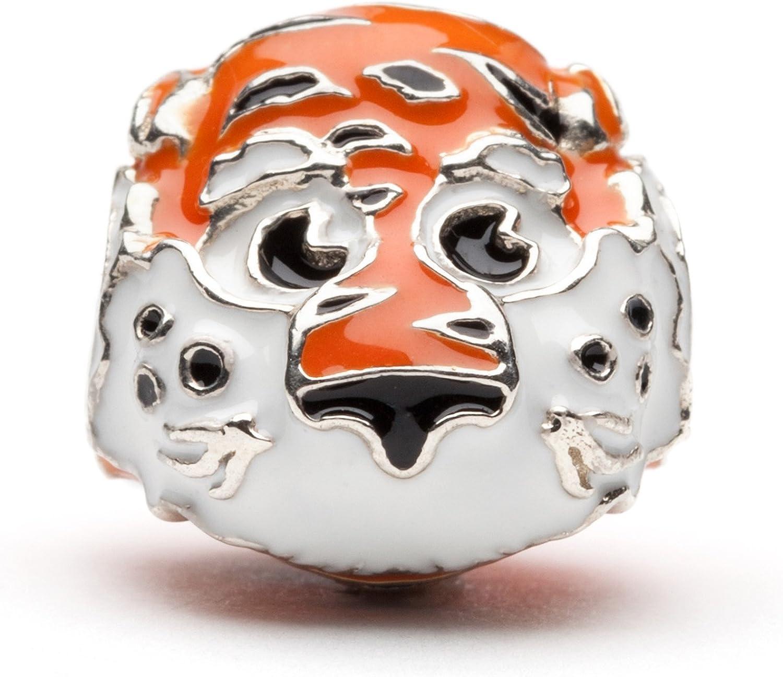 Stone Armory Auburn University Charm Aubie Charm Auburn Charms Aubie Tiger Charm Auburn Tigers Officially Licensed Auburn University Jewelry Auburn Jewelry