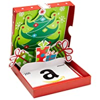 bharanigroup.net.ca Gift Card in a Holiday Pop-Up Box (Classic White Card Design)
