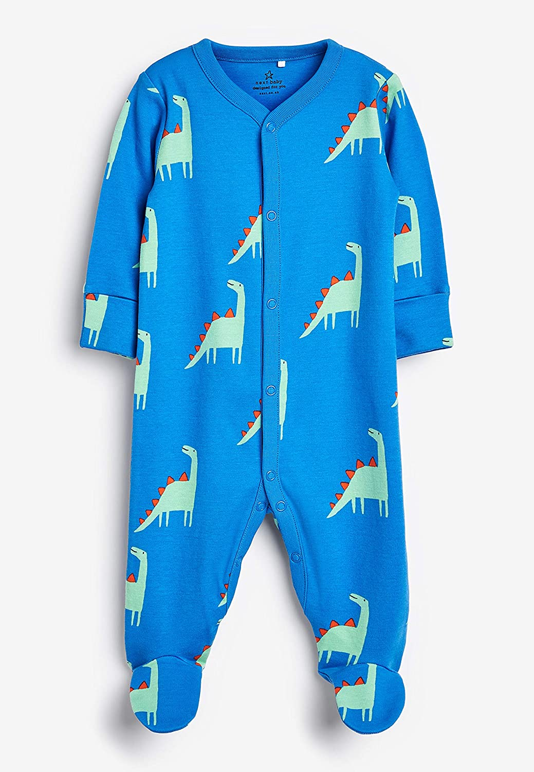 next Baby Jungen Pyjama-Sets mit Dino-Motiven 3er-Pack