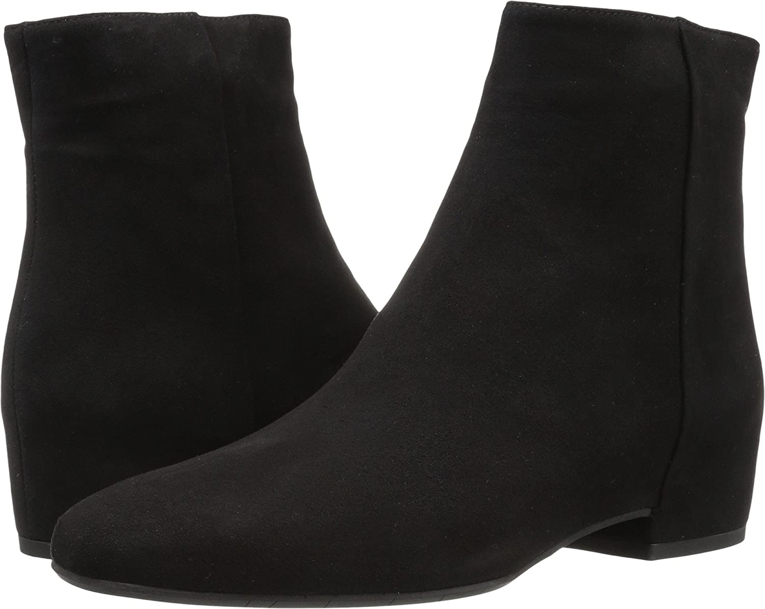 Aquatalia Women's Ulyssaa Suede Ankle Boot B06Y4K91WM 5 B(M) US|Black Suede