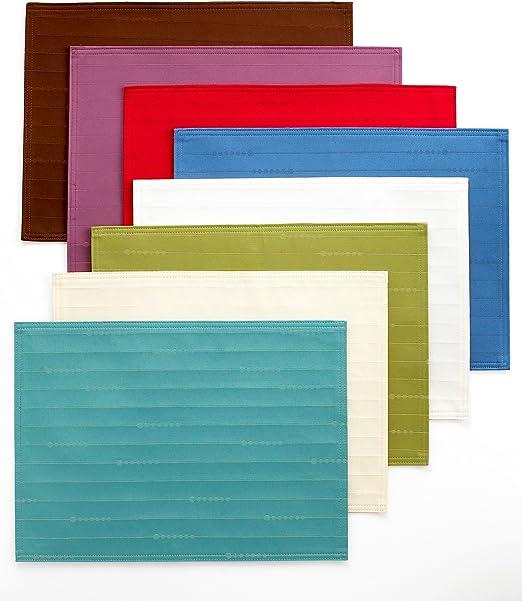 Amazon Com Lenox Linens Simply Fine Amethyst 7319 Napkin 19 X 19 Cloth Napkins Kitchen Dining