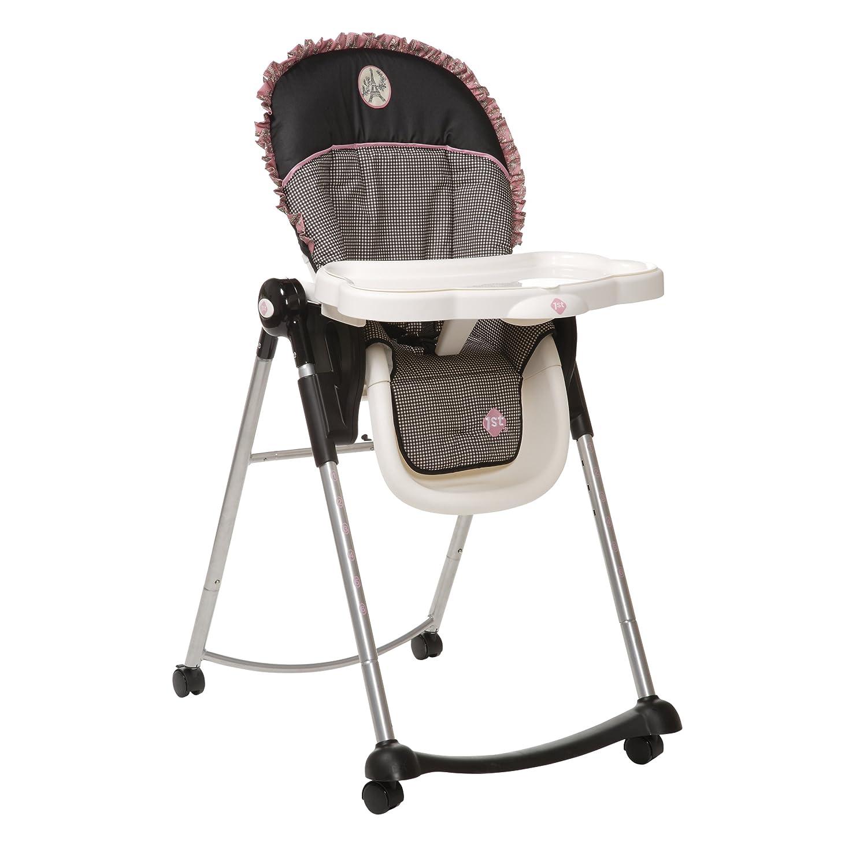 Amazon.com : Safety 1st AdapTable High Chair, Eiffel Rose : High ...