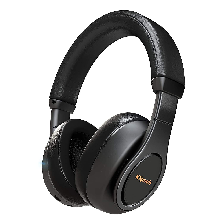 Klipsch Reference Over-Ear Bluetooth対応ヘッドホン Black KLRFOVB111 B01M3TQGIV