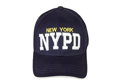 aea5429a24571 Buy Sobo NYPD Blue Colour Cap Sports Cap Online at Low Prices in ...