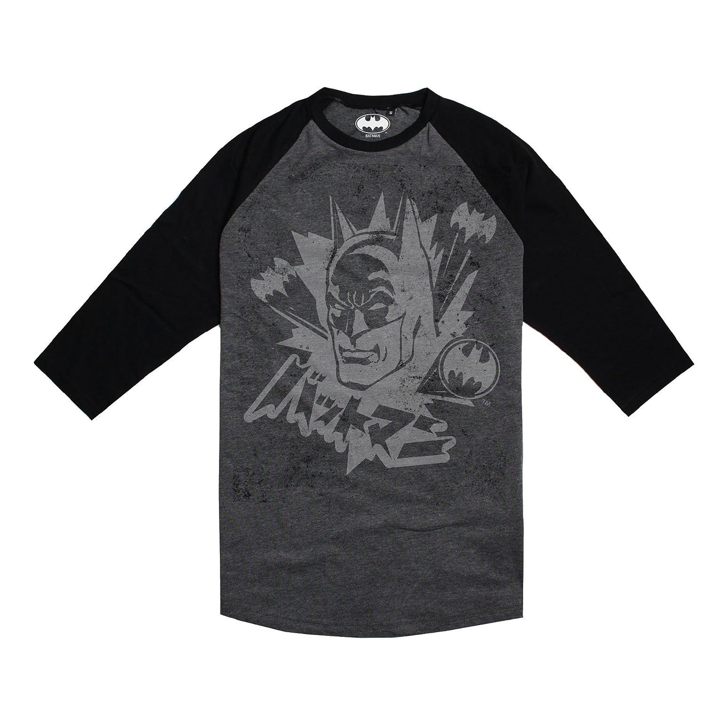 DC Comics Batmanga Camiseta para Hombre