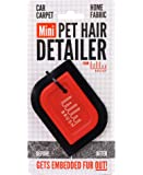 Lilly Brush Mini Pet Hair Detailer Dog Hair Remover, Cat Hair Remover, Pet Hair Remover