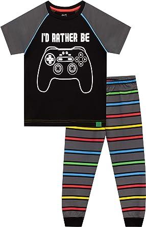 Harry Bear Pijamas para niños Gaming