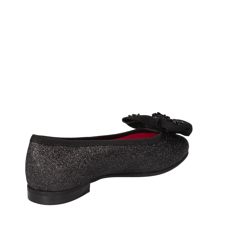 Le Babe Ballerine Donna Glitter Nero 35 EU  Amazon.it  Scarpe e borse f30b01e5e16