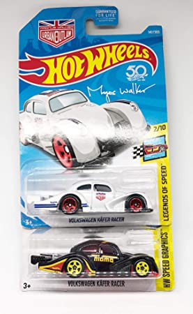 Hot Wheels 50th Anniversary HW Speed Graphics/Legends of Speed ...