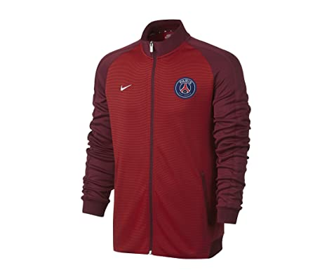 Nike PSG Y NSW N98 TRK Jkt Aut Chaqueta Paris Saint Germain ...