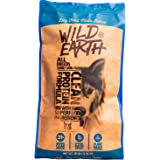 Wild Earth Healthy High-Protein Formula Dry Dog Food with No Filler Ingredients, Veterinarian-Developed Vegan Pet Food for Al