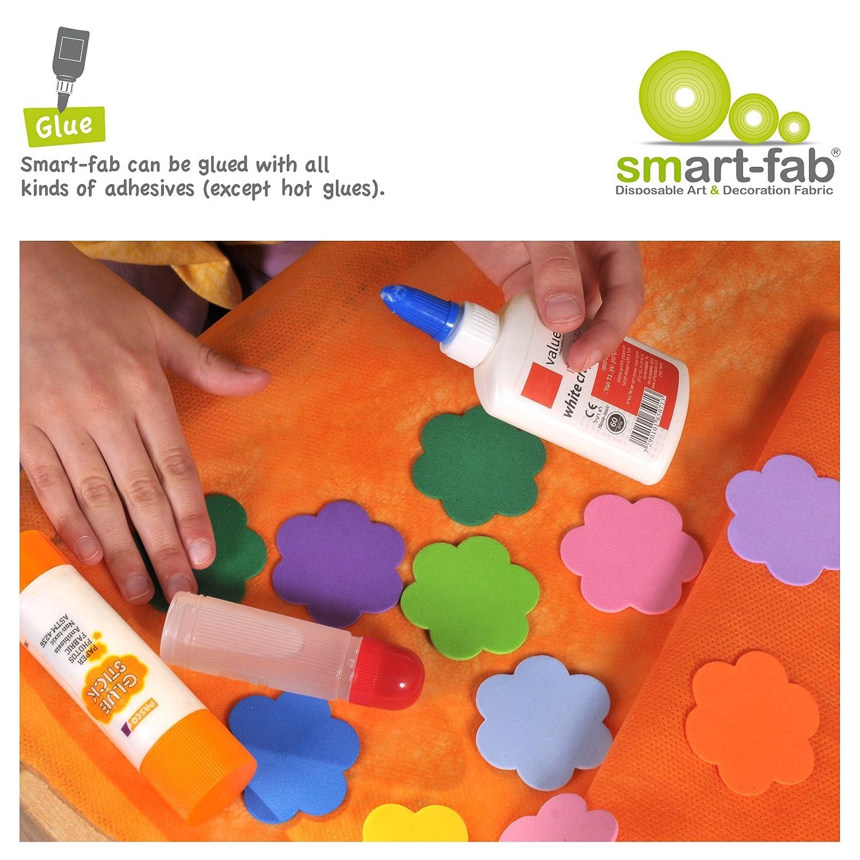 48 x 40 Bulletin Board Perfect for Schools Crafts Art Teacher Classrooms Smart-Fab Craft Fabric Roll Outlasts Paper Wont Fade Black