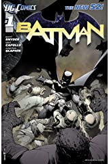 Batman (2011-2016) #1 (Batman (2011-)) (English Edition) eBook Kindle