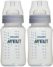 Philips Avent SCF566/27 Pack de 2 Biberones Clásicos de 330 ml