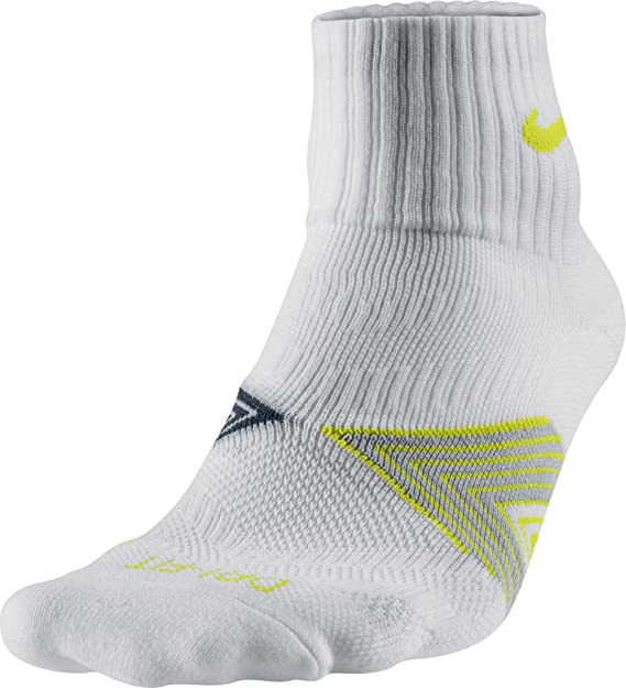 Nike One-Quarter Socks Running Dri Fit Cushioned Calcetines, Unisex: Amazon.es: Deportes y aire libre