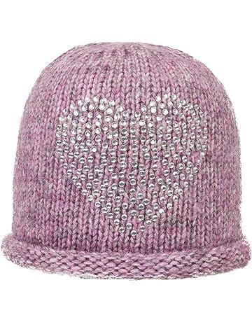 Amazonde Mütze Schal Handschuh Sets Für Mädchen