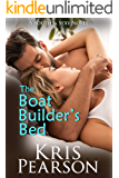 The Boat Builder's Bed: Sexy New Zealand romance (The South & Sexy Series Book 1)