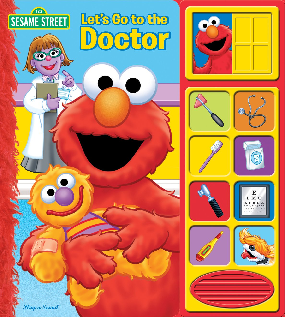 Download Sesame Street: Let's Go to The Doctor pdf
