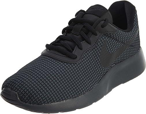 Amazon.com | Nike 844908-003: Womens Tanjun SE Black/Black ...