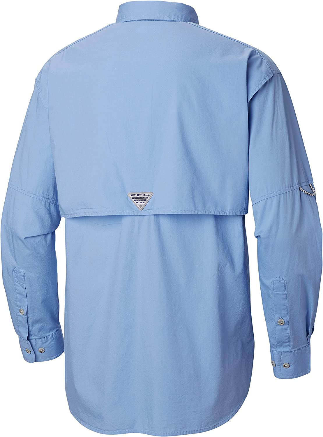 Columbia Sportswear Men's Bonehead Long Sleeve Shirt Light Blue