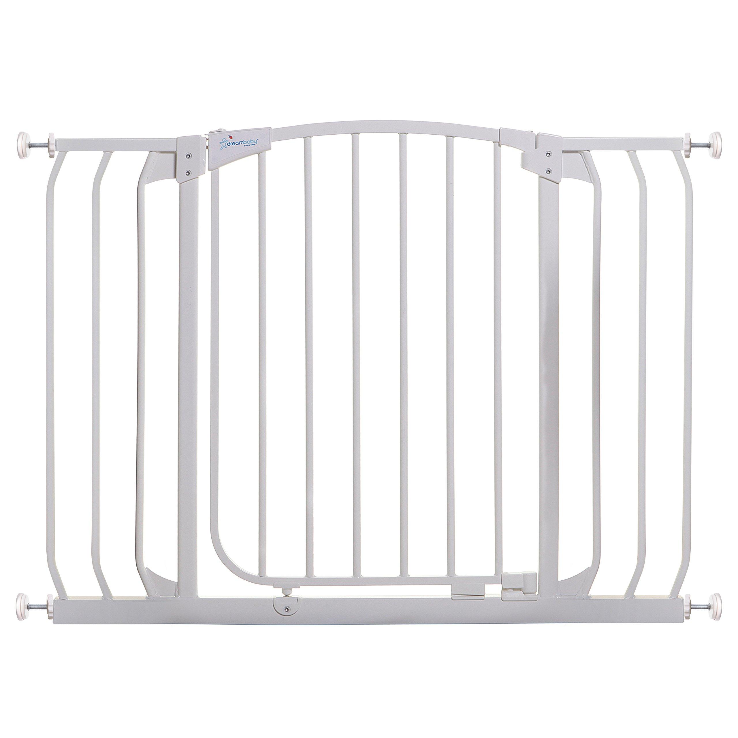 Amazon Com Dreambaby Banister Gate Adaptors Silver