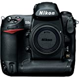 Nikon D3S 12.1 MP CMOS Digital SLR Camera with 3.0-Inch LCD and 24fps 720p HD Video Capability (Body Only)
