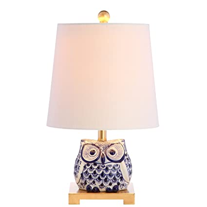 Jonathan Y Jyl3014a Collection Justina 16 Ceramic Mini Table Lamp