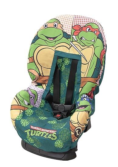 Teenage Mutant Ninja Turtles Car Seat Cover Green