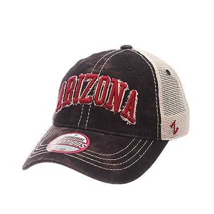 d7106263b5b ZHATS Arizona Wildcats Women s Dixie Adjustable Snapback Cap - NCAA Trucker  Mesh