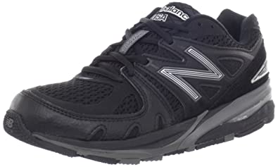 New Balance Women's W1540 Optimal Control Running Shoe,Black,6 2A US