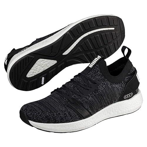 Puma NRGY Neko Engineer Knit, Chaussures de Running Compétition Homme