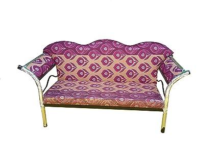 نتیجه تصویری برای steel sofa