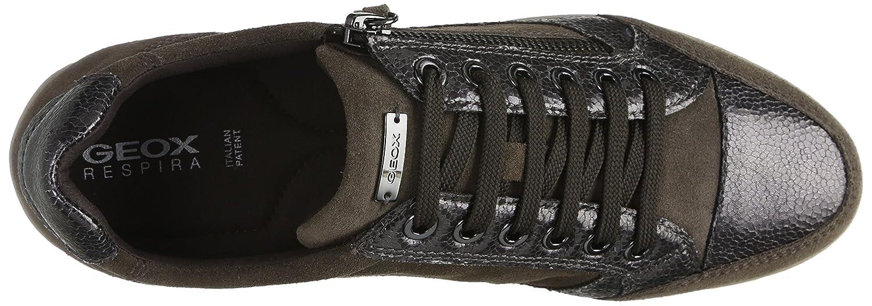 Geox Women/'s D Myria a Low-Top Sneakers
