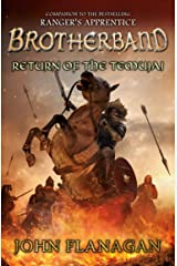 Return of the Temujai (The Brotherband Chronicles Book 8) Kindle Edition