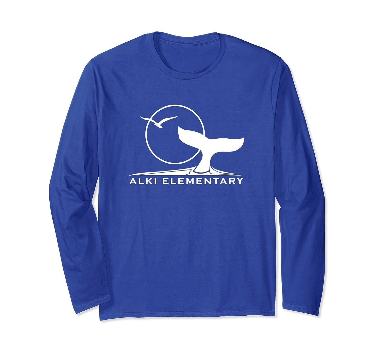Alki Spirit Wear Classic Long Sleeve T-mt