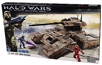 Juegos esJuguetes Halo Mega Bloks ScorpionAmazon Wars Y BsxhtQdorC
