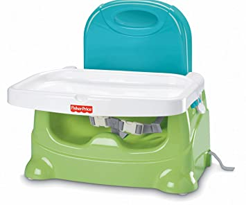 Fisher-Price Healthy Care Booster Seat Green/Blue  sc 1 st  Amazon.com & Amazon.com : Fisher-Price Healthy Care Booster Seat Green/Blue ...
