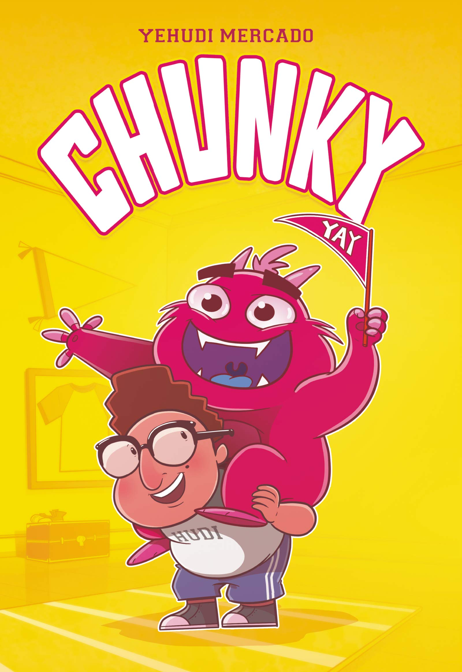 Chunky: Mercado, Yehudi, Mercado, Yehudi: 9780062972781: Amazon.com: Books