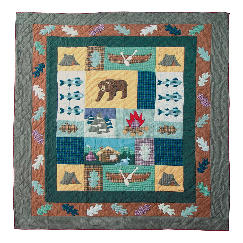 Patch Magic Cabin Quilt