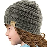 Kids Ages 2-7 Warm Chunky Thick Stretchy Knit